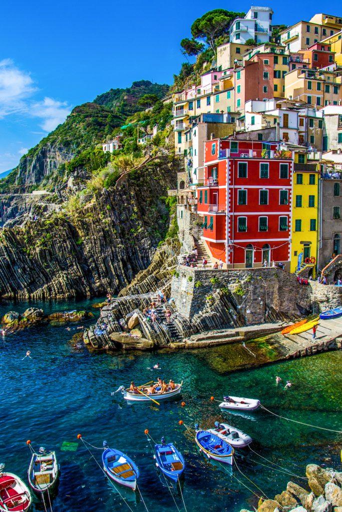 Cinque Terre – najbardziej malownicze miejsce we Włoszech