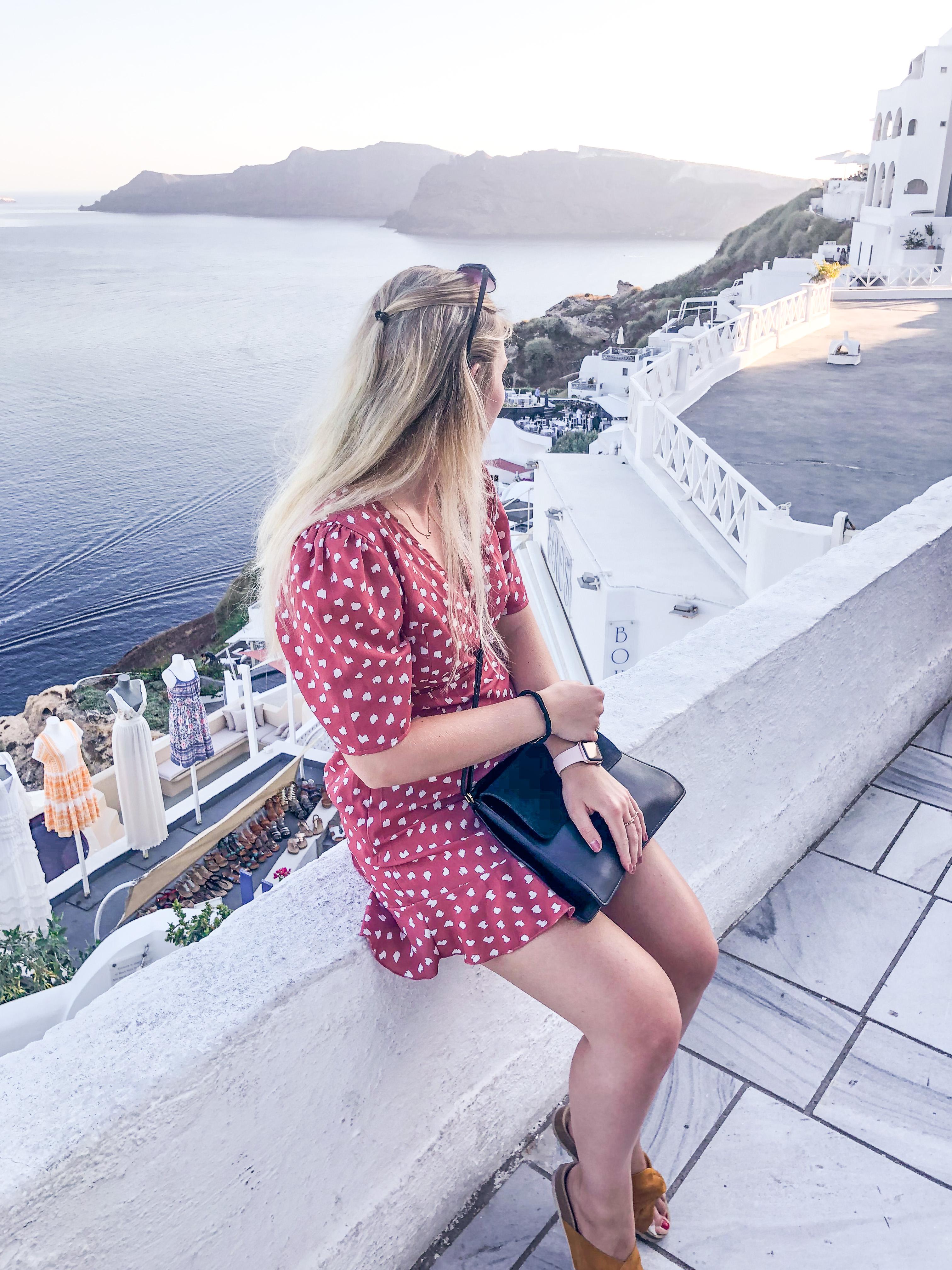 Santorini - co zobaczyć? Ceny, jedzenie i atrakcje na wyspie