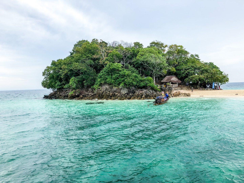 Tajlandia Krabi - wyspa Tup
