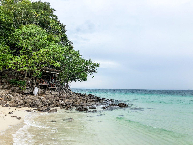 Krabi, wyspa Tup, Tup Island