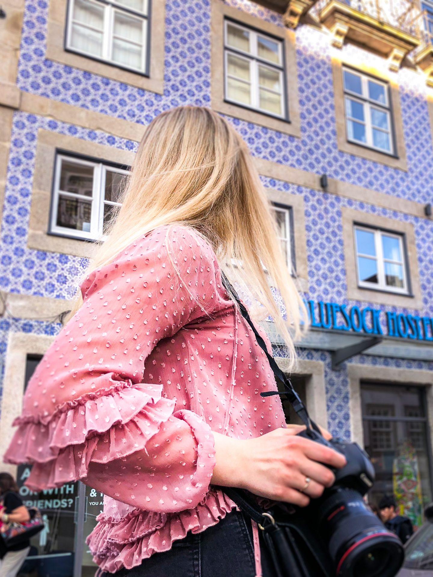 Porto – co zobaczyć? Tropem azulejos, czyli dzielnica rybacka Ribeira, winnice, most Dom Luís oraz Foz do Douro nad oceanem