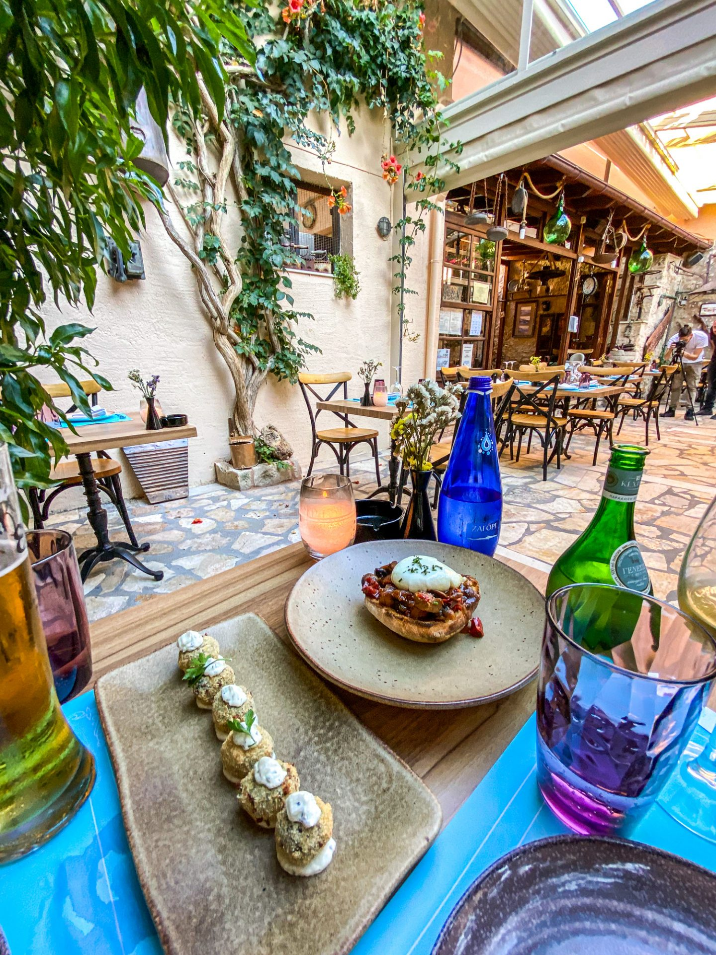 Crete Food Guide: 12 best restaurants in Chania, Rethymno and Balos