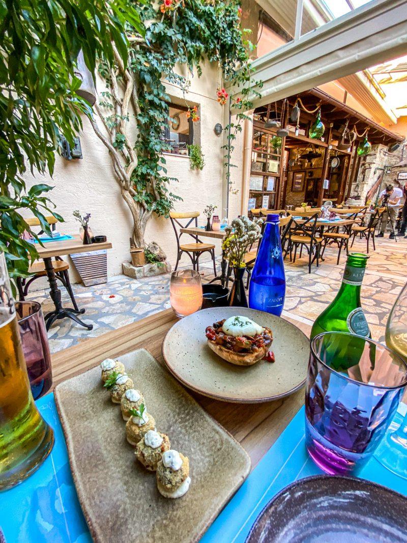Gdzie warto zjeść na Krecie? 12 najlepszych restauracji – Chania, Rethymno i Balos