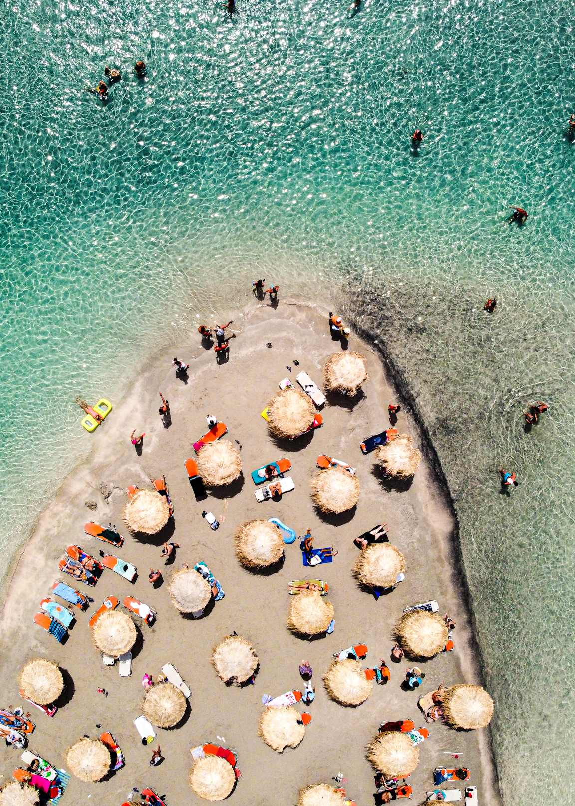 najpiękniejsze plaże na krecie - laguna balos, plaża elefonisi